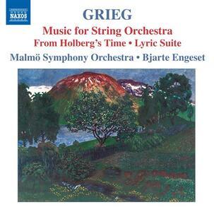 Musica orchestrale vol.6 - CD Audio di Edvard Grieg