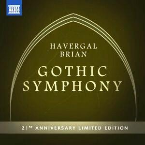 Sinfonia n.1 Gotica - CD Audio di Havergal Brian