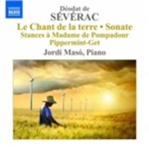 Opere per pianoforte vol.3 - CD Audio di Deodat de Severac