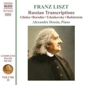 Musica per pianoforte vol.35 - CD Audio di Franz Liszt