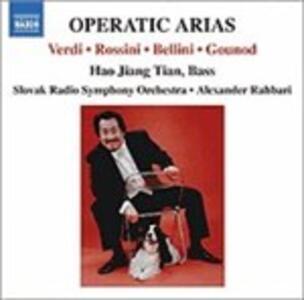 Arie D'opera per Basso - CD Audio