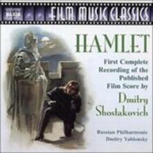 Amleto (Hamlet) - CD Audio di Dmitri Shostakovich