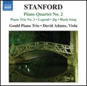Quartetto con pianofore n.2 - Trio n.1 - CD Audio di Sir Charles Villiers Stanford,Gould Piano Trio