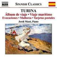 Musica per pianoforte vol.7 - CD Audio di Joaquin Turina,Jordi Maso
