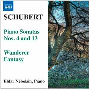 Wanderer-Fantasie D760 - Sonate per pianoforte D537, D664 - CD Audio di Franz Schubert,Eldar Nebolsin