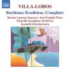 Bachianas Brasileiras - CD Audio di Heitor Villa-Lobos