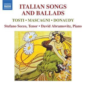 Liriche da camera italiane - CD Audio di Stefano Secco