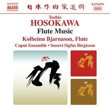 Musica per flauto - CD Audio di Toshio Hosokawa