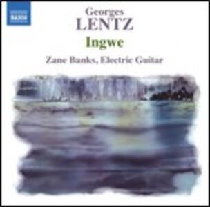 Ingwe - CD Audio di Georges Lentz