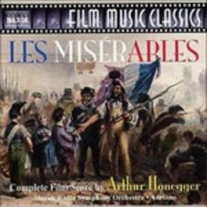 Les Miserables - CD Audio di Arthur Honegger