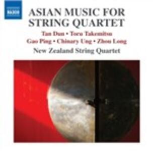 Opere per Quartetto D'archi Asiatiche - CD Audio