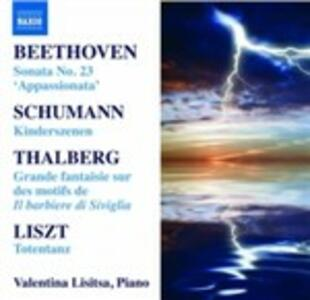 Last Available Items - CD Audio di Valentina Lisitsa