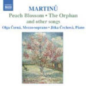 Lieder - CD Audio di Bohuslav Martinu