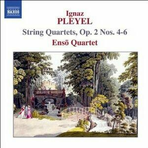 Quartetti per archi op.2 n.4, n.5, n.6 - CD Audio di Ignace Pleyel,Enso Quartet