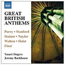 Great British Anthems - CD Audio di Vasari Singers