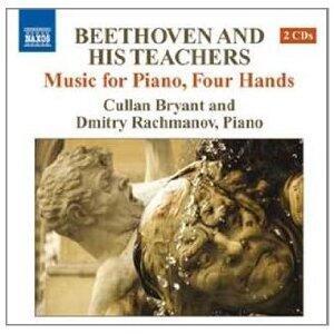 Musica per pianoforte a 4 mani - CD Audio di Ludwig van Beethoven,Franz Joseph Haydn,Johann Georg Albrechtsberger,Christian Gottlieb Neefe