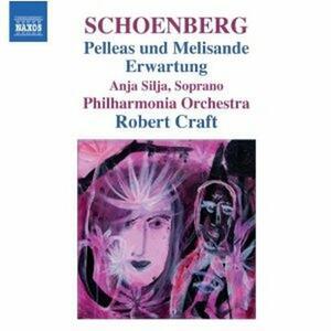 Pelleas und Melisande - Erwartung - CD Audio di Arnold Schönberg,Philharmonia Orchestra,Anja Silja,Robert Craft