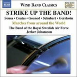 Strike Up the Band! - CD Audio