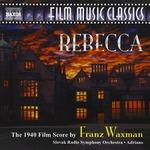 Cover CD Colonna sonora Rebecca