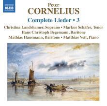 Lieder vol.3 - CD Audio di Peter Cornelius
