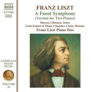Opere per pianoforte vol.34 - CD Audio di Franz Liszt