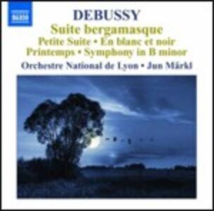 Musica per orchestra vol.6 - CD Audio di Claude Debussy