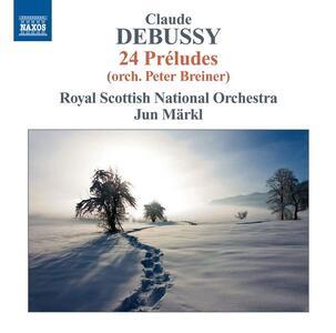 24 Preludi - CD Audio di Claude Debussy