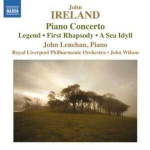 Concerto per pianoforte - Legend - First Rhapsody - CD Audio di John Ireland