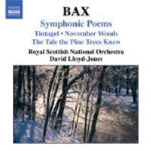 Poemi sinfonici - CD Audio di Arnold Trevor Bax
