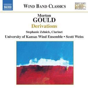 Derivations - CD Audio di Morton Gould