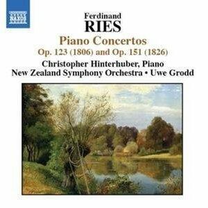 Concerti per pianoforte vol.1 - CD Audio di Ferdinand Ries