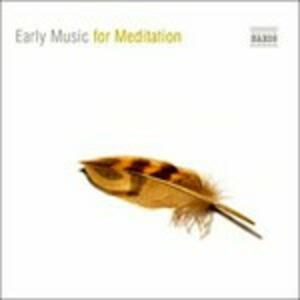 Early Music for Meditation - CD Audio