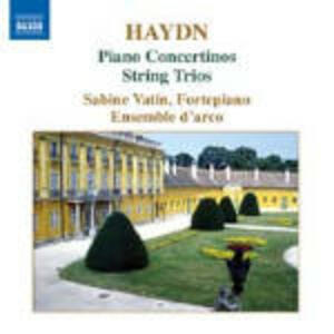 Concerti - Trii - CD Audio di Franz Joseph Haydn,Ensemble D'Arco,Sabine Vatin