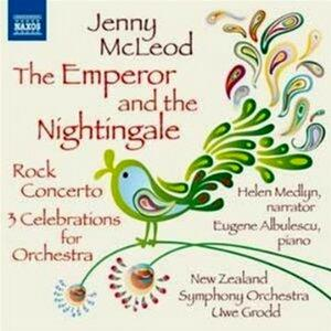 Emperor and the Nightingale - 3 Celebrations - Rock Concerto - CD Audio di New Zealand Symphony Orchestra,Uwe Grodd