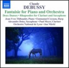 Musica orchestrale vol.7 - CD Audio di Claude Debussy,Jun Märkl,Orchestra Nazionale di Lione