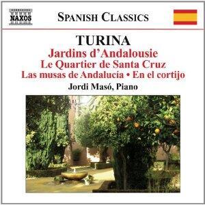 Musica per pianoforte vol.8 - CD Audio di Joaquin Turina