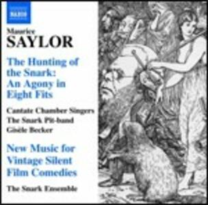 The Hunting of the Snark - CD Audio di Maurice Taylor