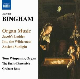 Musica per organo - CD Audio di Judith Bingham,Tom Winpenny