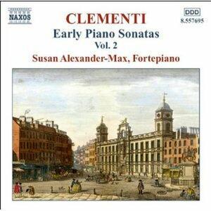 Early Piano Sonatas vol.2 - CD Audio di Muzio Clementi