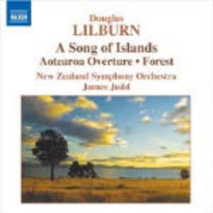 Opere orchestrali - CD Audio di New Zealand Symphony Orchestra,James Judd,Douglas Lilburn