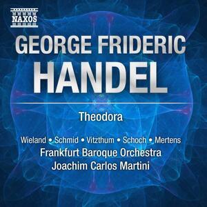 Theodora - CD Audio di Georg Friedrich Händel