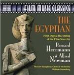 Cover CD Colonna sonora Sinuhe l'egiziano
