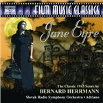 Cover CD Colonna sonora Jane Eyre