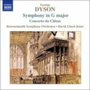 Symphony in G Major, Concerto da Chiesa,at the Tabard Inn (Digipack) - CD Audio di David Lloyd-Jones