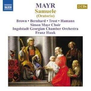 Samuele - CD Audio di Johann Simon Mayr