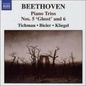 Trii completi vol.1 - CD Audio di Ludwig van Beethoven,Xyron Trio