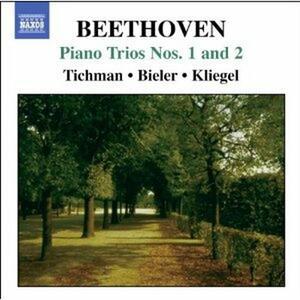 Trii con pianoforte op.2 - Allegretto WoO 39 - CD Audio di Ludwig van Beethoven