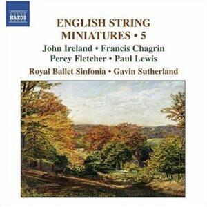 English String Miniatures vol.5 - CD Audio