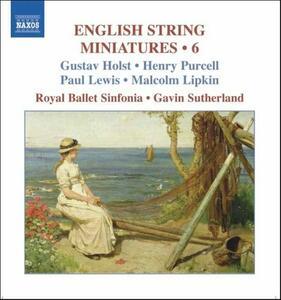 English String Miniatures - CD Audio di Gavin Sutherland