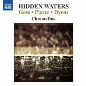 Hidden Waters - The Raw and the Cooked - Still the Sea - CD Audio di Stephen Goss